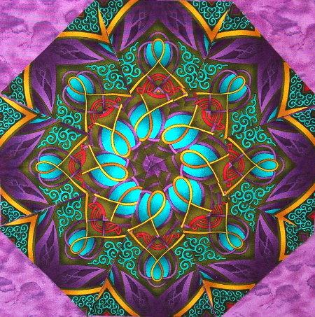 Quilt Pattern Kaleidoscope My Quilt Pattern